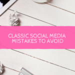 5 Classic Social Media Marketing Mistakes to Avoid