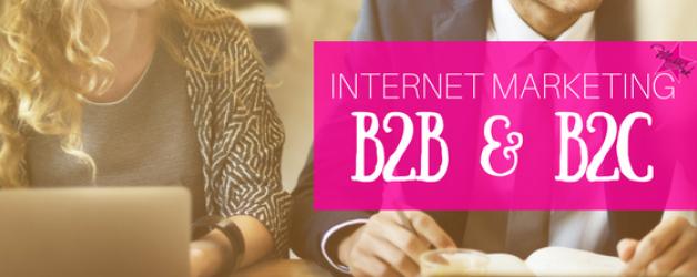 Three Ways B2B and B2C Online Marketing Should be Different